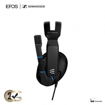 EPOS | Sennheiser GSP 300 Closed-Back Gaming Headset for PC, Mac, PS4 and Xbox One