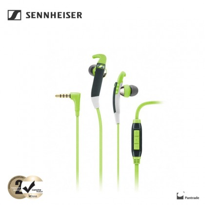Sennheiser CX 686G Sports Headset with Integrated Mic & Remote for Android Devices