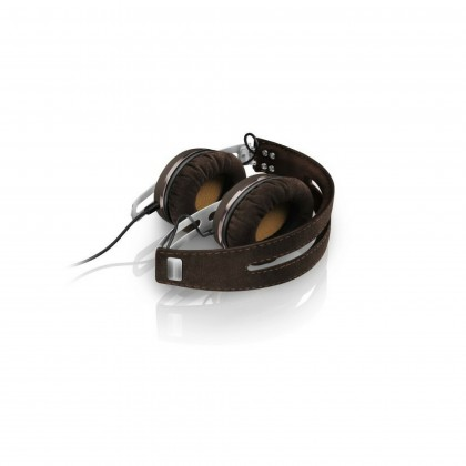 Sennheiser MOMENTUM On-Ear 2.0 i Wired Headphones with Integrated Mic & Remote for iOS Devices (Brown)