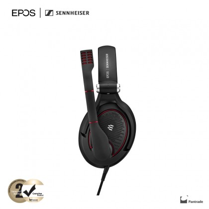 EPOS | Sennheiser GAME ZERO Closed-Back Gaming Headset for PC, Mac, PS4 and Xbox One (Black)