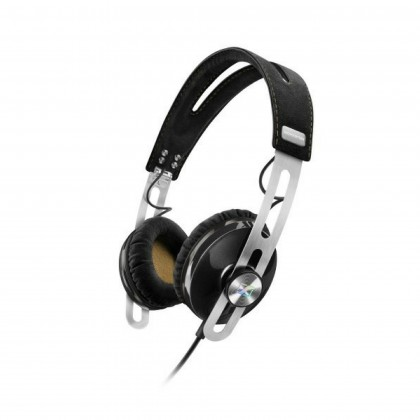 Sennheiser MOMENTUM On-Ear 2.0 G Wired Headphones with Mic for Android Devices (Black)