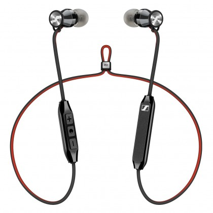 Sennheiser MOMENTUM Free - Bluetooth Earphones with Integrated Mic ( M2 IEBT SW BLACK )
