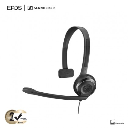 EPOS | Sennheiser PC 7 USB - PC Headset with Noise Cancelling Microphone