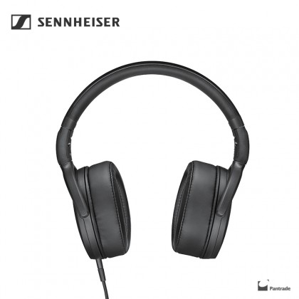 Sennheiser HD400S Around-ear Dymanic Bass Headphones ( black )