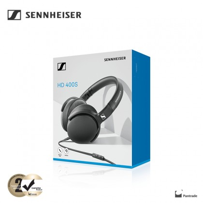 Sennheiser HD400S Around-ear Dymanic Bass Headphones