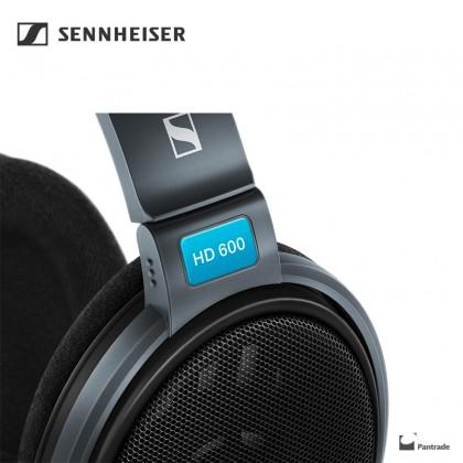 Sennheiser HD 600 Open Back Audiophile Headphones Black