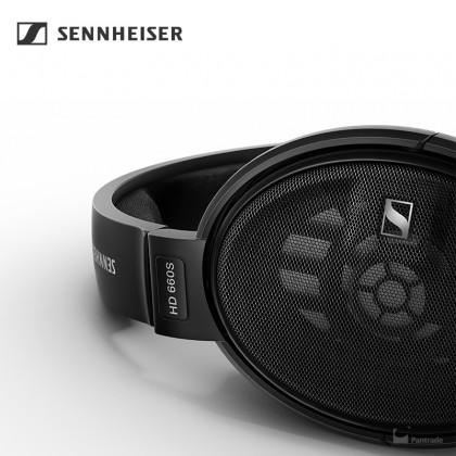 Sennheiser HD 660S Open Back Audiophile Headphones - black