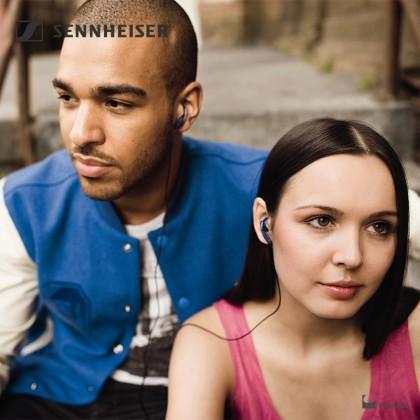 Sennheiser MX365 Earbuds / In-Ear Earphones BLUE