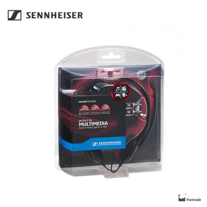 Sennheiser PC31 II Professional Headsets Binaural Headset with Microphone