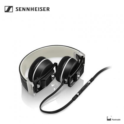 Sennheiser URBANITE Black On Ear Headphones with Integrated Microphone
