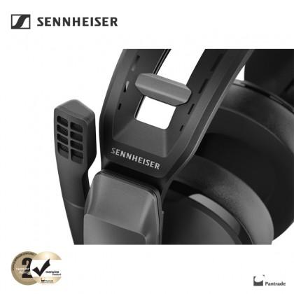 PRE-ORDER EPOS | Sennheiser GSP 670 Wireless Gaming Headset / Gaming for audiophiles Black