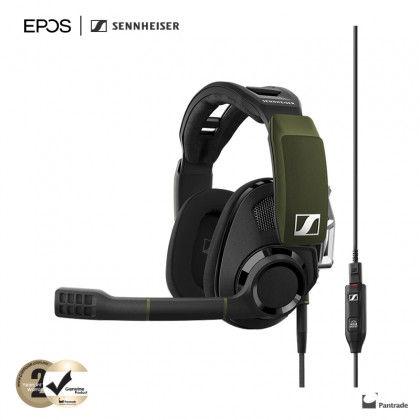 EPOS | Sennheiser GSP 550 PC Gaming Headset with Dolby 7.1 Surround Sound