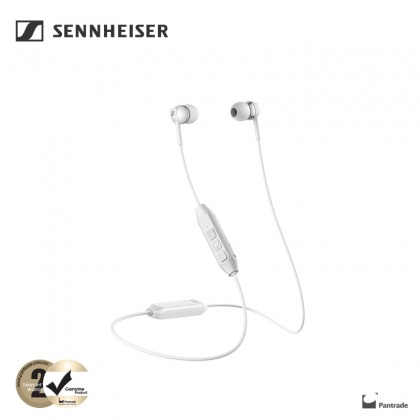Sennheiser CX 150BT wireless headset ( Black / White )