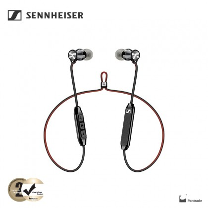 Sennheiser MOMENTUM Free - Bluetooth Earphones with Integrated Mic ( M2 IEBT SW ) ( Demo Set ) Warranty Included