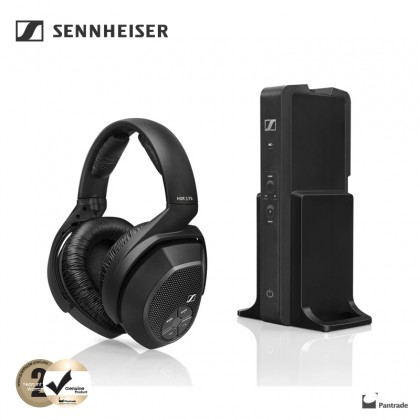 Sennheiser RS 175-U Digital Wireless TV and Home Audio Headphone System (Pre-order)