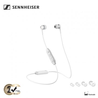 Sennheiser CX 350BT wireless earphones ( Black / White )