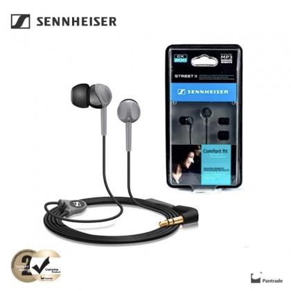 Sennheiser CX 200 Street II Headphones Black
