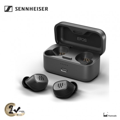 EPOS GTW 270 Closed Acoustic Gaming Wireless Earbuds ( READY STOCK )